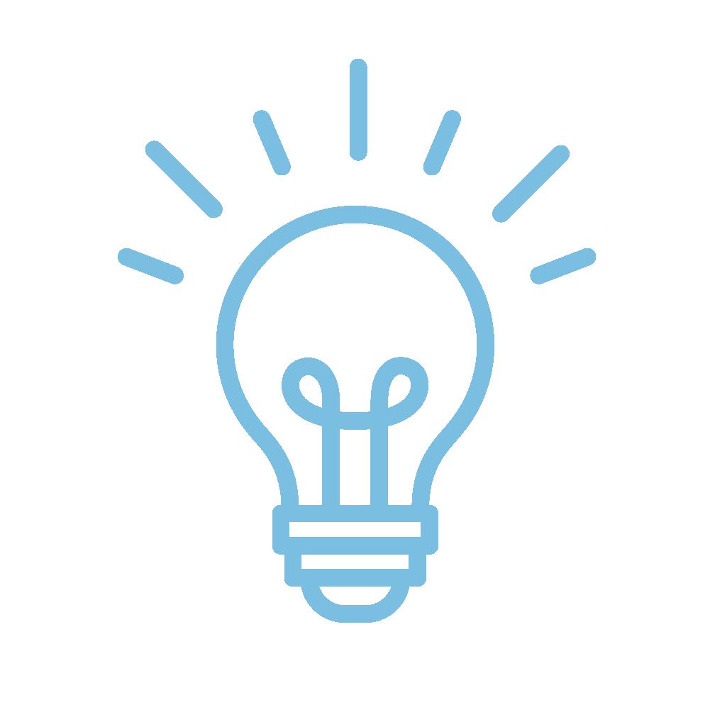 icoon idee