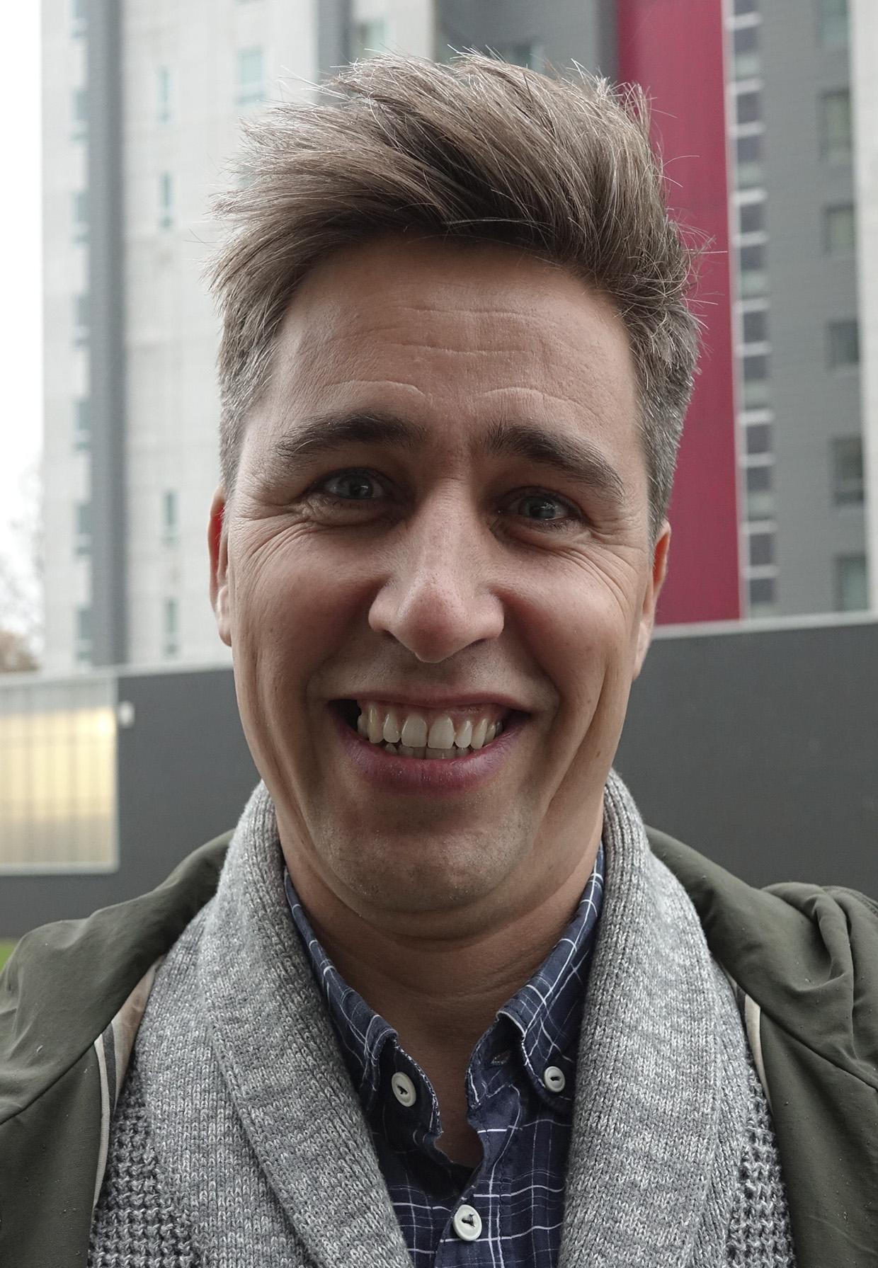Rob Van Soom