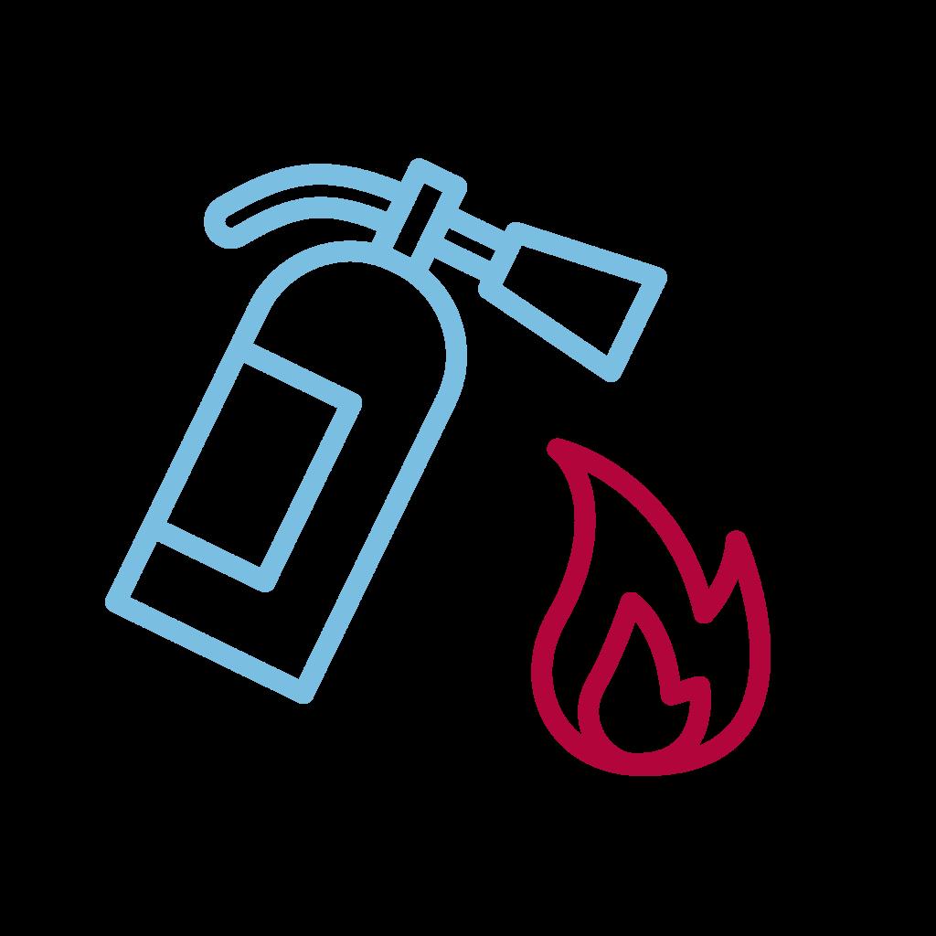 icoon brandblusser