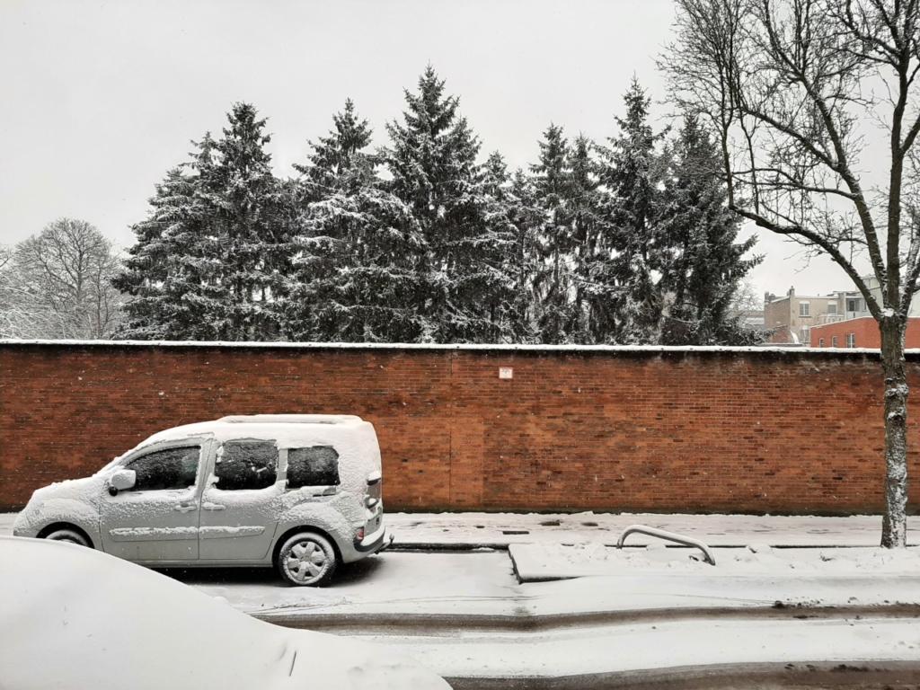 sneeuwruimen in antwerpen